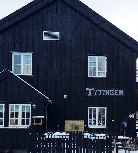 Evy Kveen, styrer i Tytingen gards- og naturbarnehage *** Local Caption *** Evy Kveen, styrer i Tytingen gards- og naturbarnehage Foto: Leif Øverland