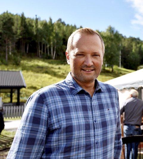 Ivar Vistekleiven er ny leiar for Karierre  Oppland Gudbrandsdal.