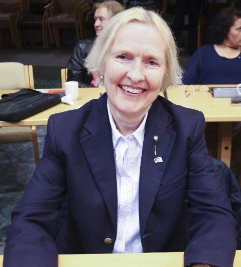 Bente A. Biltvedt (H)