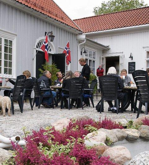 Tollerodden: Kulturminnedagen markeres på Tollerodden søndag. Både med åpen kafé, musikk, foredrag og en overraskelse.arkivfoto
