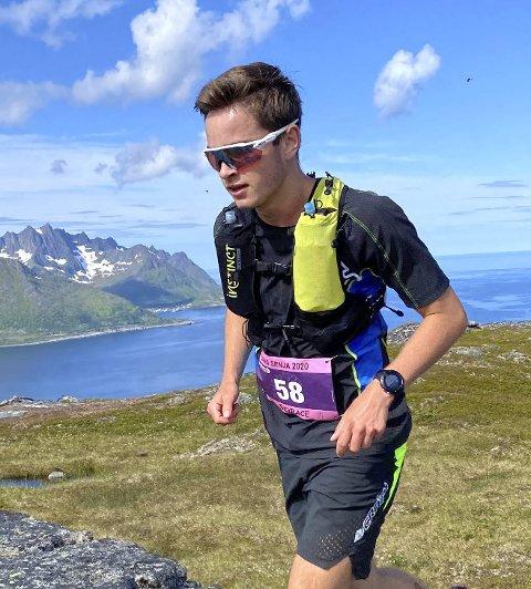 Erik Kårvatn imponerte i VM.
