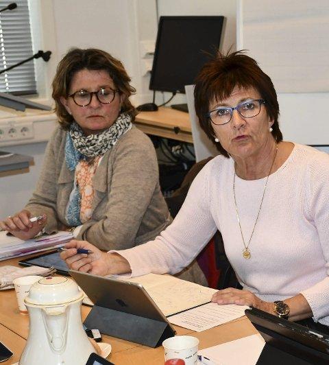 Anne Killingmo er uavhengig representant i kommunestyret. Marianne Landaas representerer Høyre.