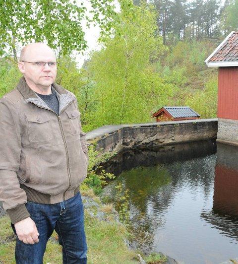 Enhetsleder for teknisk drift i Tvedestrand kommune, Anton Thomassen. (Arkivfoto)