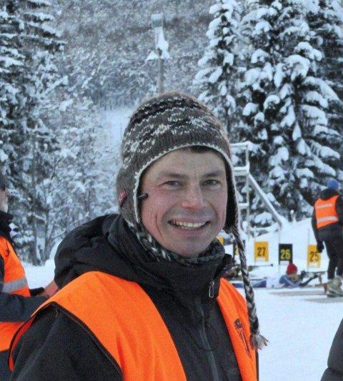 Rune Skog vant sin klasse.