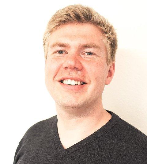 Vegard Johan Lind-Jæger, Ordførerkandidat for SV, Narvik.