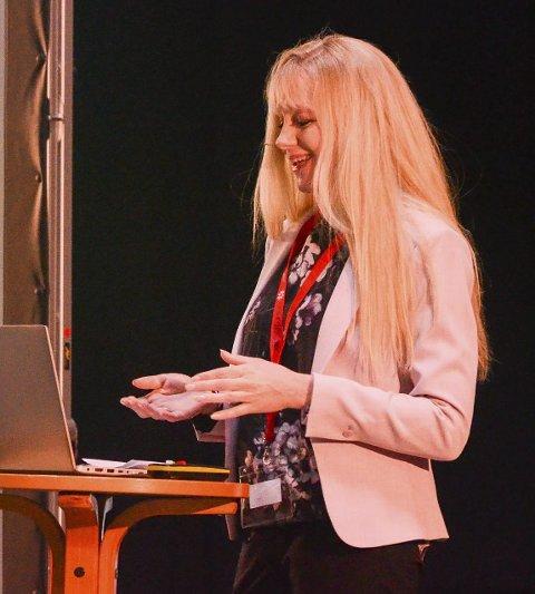 Tanja Borge arbeider no som hotelldirektør i Øystese. I 2019 var ho prosjektleiar for At Hardanger, vandrarheimen i Kinsarvik.
