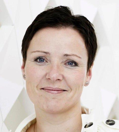 Forfatter Linn T. Sunne.