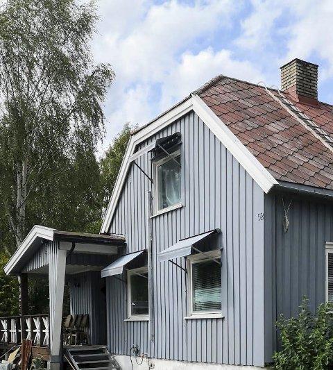 Skredderhuset Nyhus.