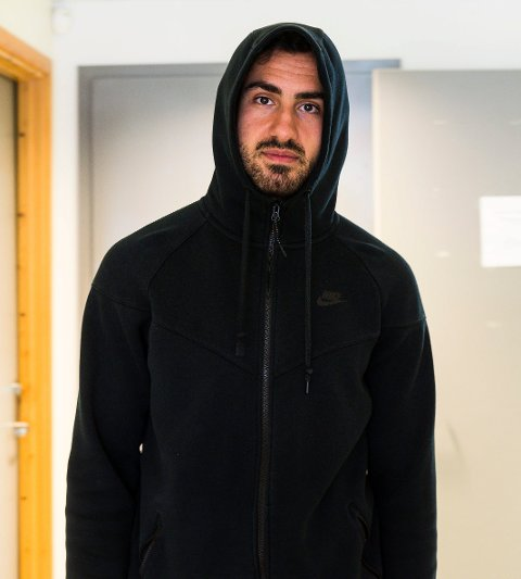 POTENSIALET ER DER: Sami Kamel sier han har mye å gå på, og at potensialet kan slå ut i full blomst denne sesongen.