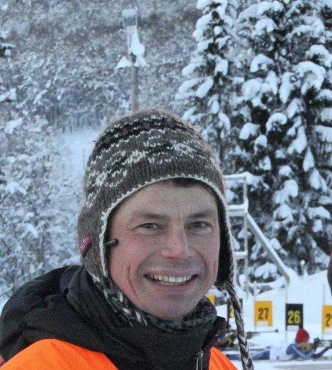 Rune Skog vant sin klasse i Reistadløpet på ski.