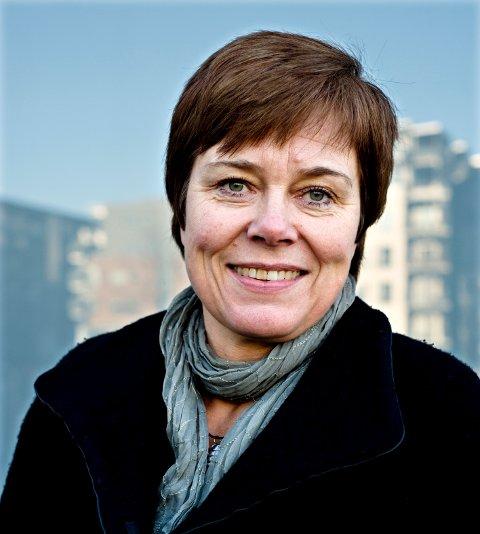 JORDOMSEILING: Berit Kjeldsberg la ut på jordomseiling og la igjen mye av skattepengene i Øyer.
