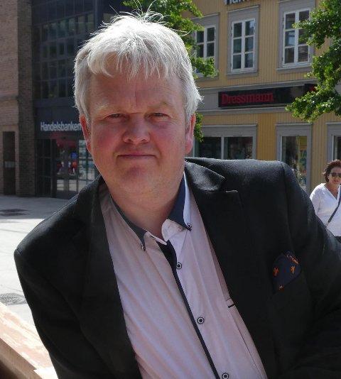 Gruppeleder i Nordre Follo FrP, Tønnes Steenersen