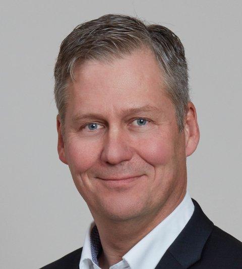 – Vi kan bare takke alle våre ansatte for den kjempeinnsatsen de gjør i disse krisetider, sier Arild Sørlien.