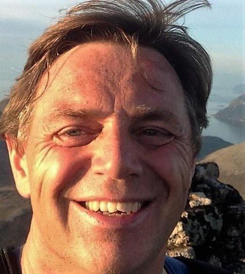 John Arve Skarstad er den nye HSO-sjefen i Lurøy kommune.