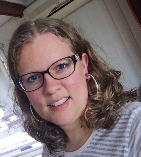 MYE Å GJØRE: Firebarnsmor og blogger Trine Lise Jacobsen trives med hjemmeferie i Vestfold.