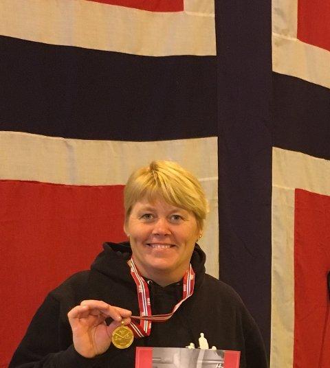 Grete Nessø.