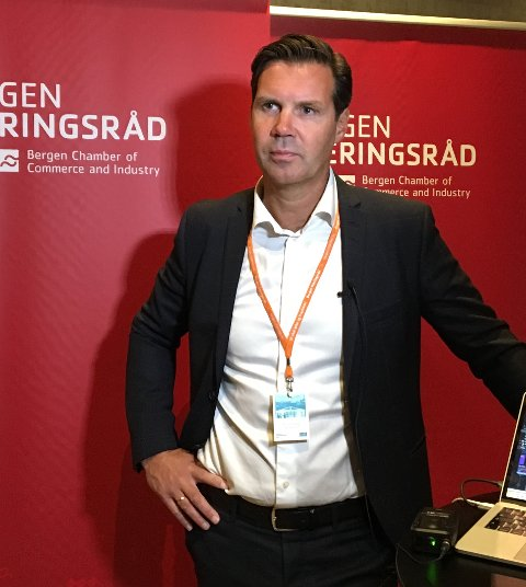 Henning Beltestad er konsernsjef i Lerøy Seafood og optimist med tanke på fremtiden, både når det gjelder nye produkter og nordmenns sjømatvaner.