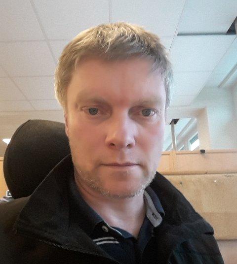 SKRIBENTEN: Utflyttet drammenser Per Erik Larsen skriver i DT: «For å være helt ærlig, jeg tror den nye friidrettsbanen på Åssiden kommer til å stå mer ubrukt enn den på Marienlyst i dag».