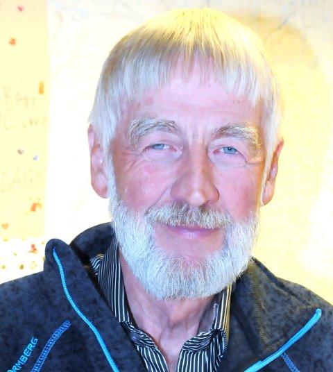 TAKK: Tormod Pedersen, Otta, la grunnlaget for det gode samarbeidet om rovviltforvaltningen i Oppland.