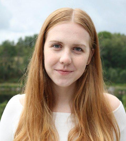"""ÅPEN: Elise Daaland var nylig med i podcasten """"Femihelse"""" hvor hun fortalte om sykdommen sin."""
