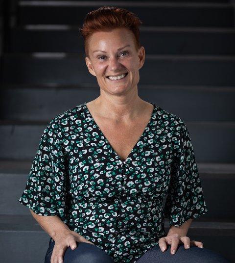 GODE EGENSKAPER: Ingrid Jansen mener selv hun har egenskaper som gjør at hun kan vinne konkurransen.