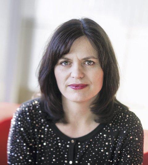 FORSIKTIG OPTIMIST: Regiondirektør Nina Solli i NHO Oslo og Akershus mener hun er tegn på at det kan snu for næringslivet i regionen.