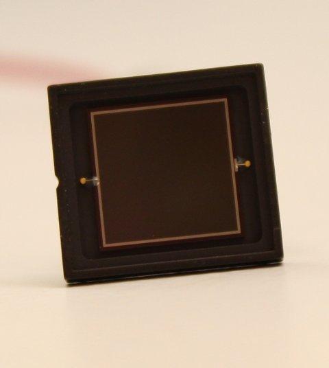 Fotodiode: Eksperimentet med fotodioden har vakt oppsikt i fagmiljøet.