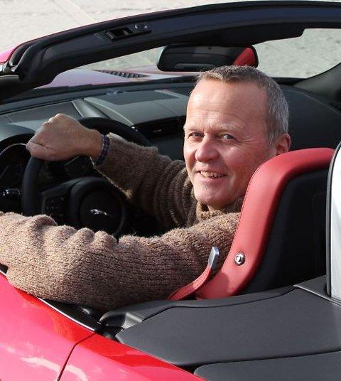 Motors redaksjonssjef Rune Korsvoll.