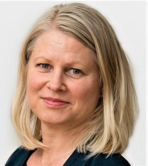 Kristine von Hanno, næringspolitisk rådgiver i KS Bedrift.