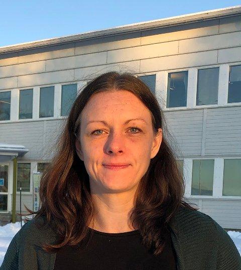 Fornøyd: Ordfører Britt Kristoffersen betegner utsettelsen av skolevedtak som positiv.