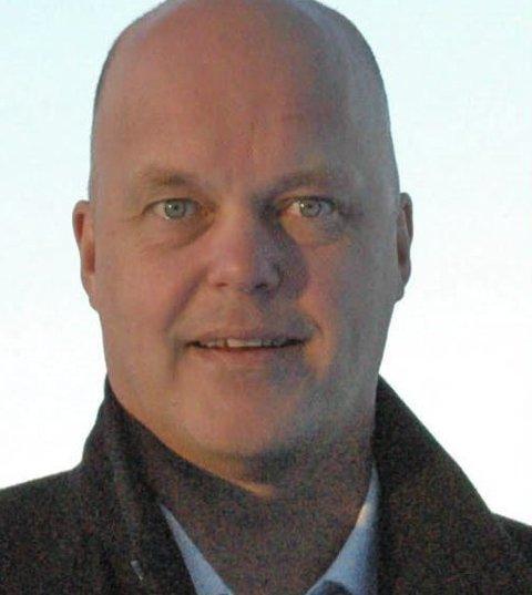 Leder i Næringsforeningen: Kjetil Moe.Arkivfoto