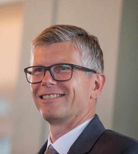 NY SJEF: Stig Solbjør er ny daglig leder i Toyota Sulland Kongsvinger.