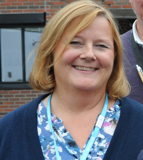 Tone Holm er fagkonsulent i Nittedal kommunes avdeling for kommunalteknikk.