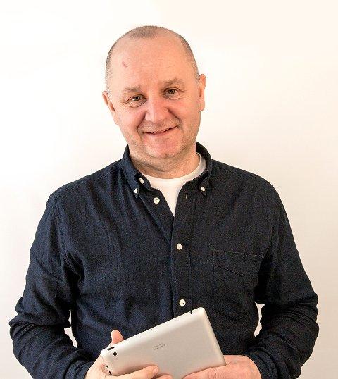 ARTIKKELFORFATTEREN: Espen Berg er administrerende direktør i BrandHouse Design AS. Berg er bosatt i Sandefjord og har lang erfaring innen merkevarebygging og Corporate Identity.