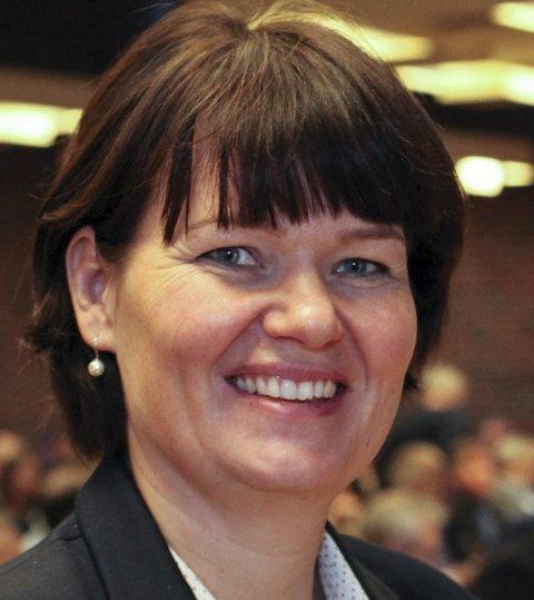Anne Botne: Leiar for feltutvikling i ENGIE.