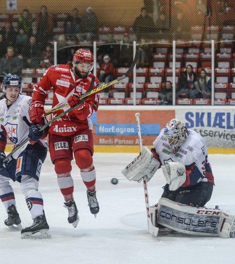 FERDIG I STJERNEN: Lasse Fjeldstad får ikke fornyet kontrakt med Stjernen. Foto: Johnny Leo Johansen