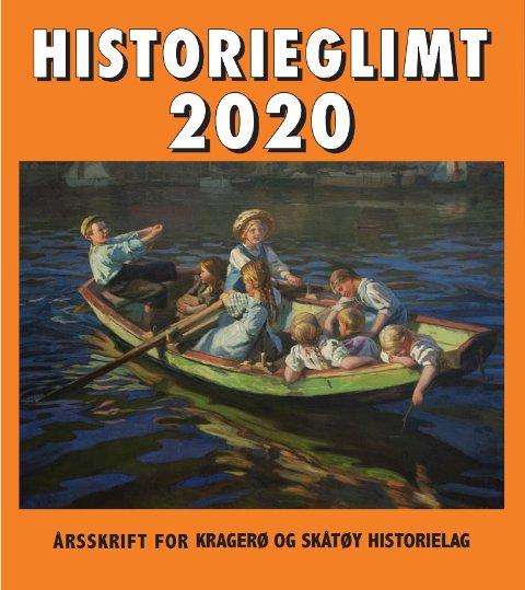 Historieglimt 2020 er klar fra trykkeriet, og blir presentert på biblioteket onsdag.