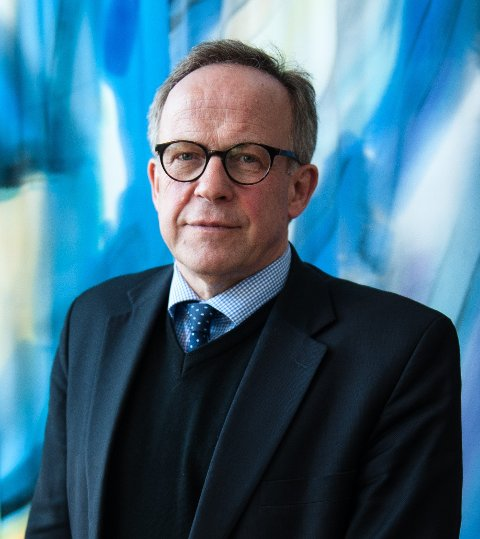 BEKYMRET: Andelen kvinner som er styreledere har stått på stedet hvil i mange år. Det bekymrer Lars Peder Brekk, direktør ved Brønnøysundregistrene.
