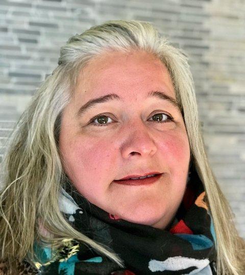 Rikke Marie Dybdal har fått pris for sin omtanke for kolleger.