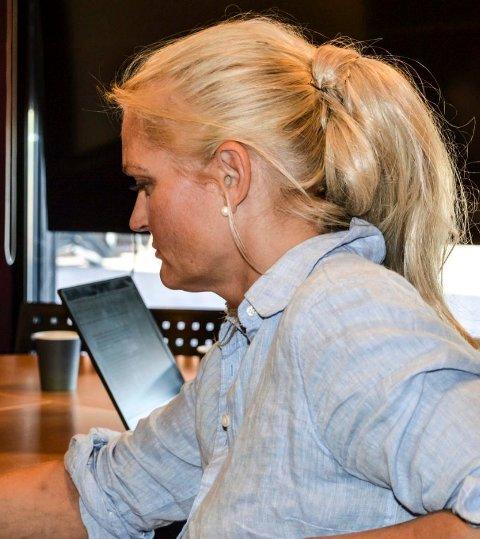 FÅR KRITIKK AV HR-SJEFEN: Varsler og kommuneadvokat Miriam Schei.