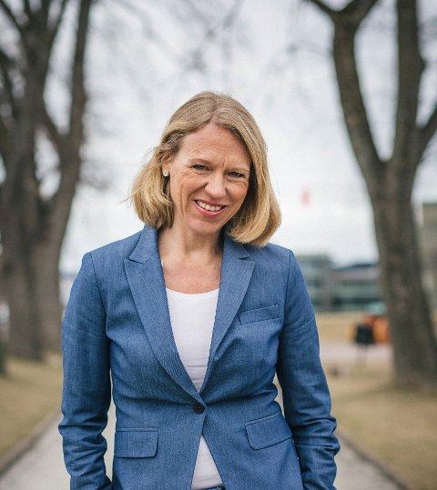 NY LEDER: Anniken Huitfeldt er innstilt som ny leder for Akershus Ap.