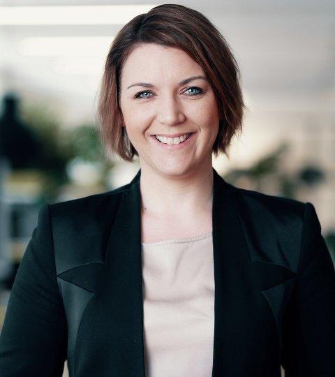 Generalsekretær Christina Bu i Norsk elbilforening.