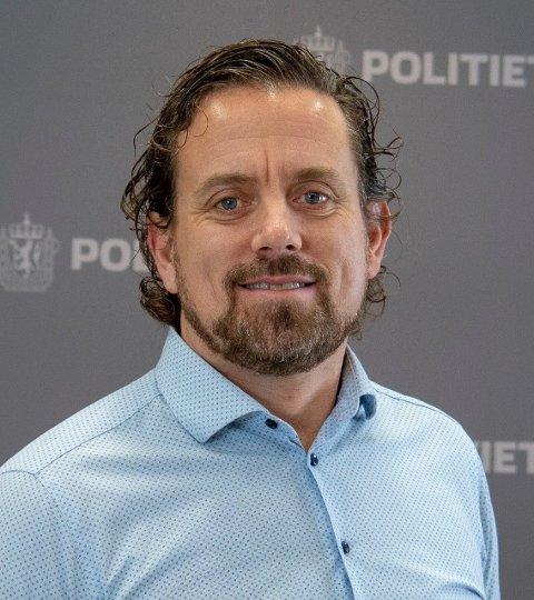 INNSENDER: Bjørn Druglimo er hovedverneombud i Sør-Øst politidistrikt.
