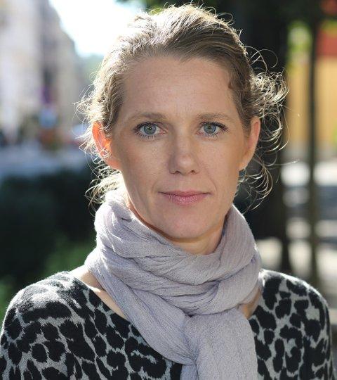 Camilla Ryste er kommunikasjonssjef i NAF.