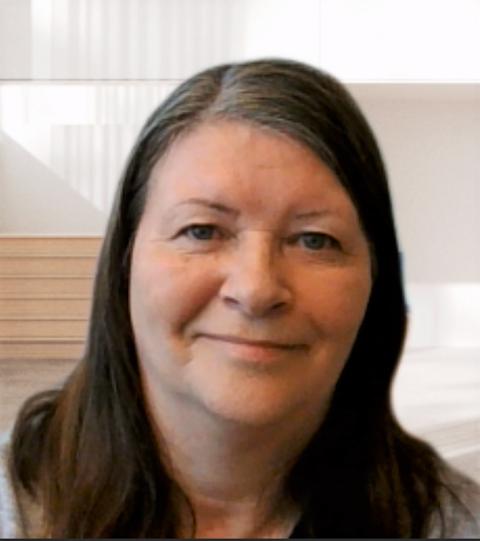 FLYTTET TIL VINJE: Mona Axelsen flyttet fra Bodø til Vinje da hun fikk stillingen som bistandsekspert på Rehabiliteringssenteret AiR i Rauland.