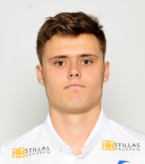 FRA SKUDENES: Tenåringen Andreas Endresen spiller spiss fra start i cupkampen mot Stord lørdag,