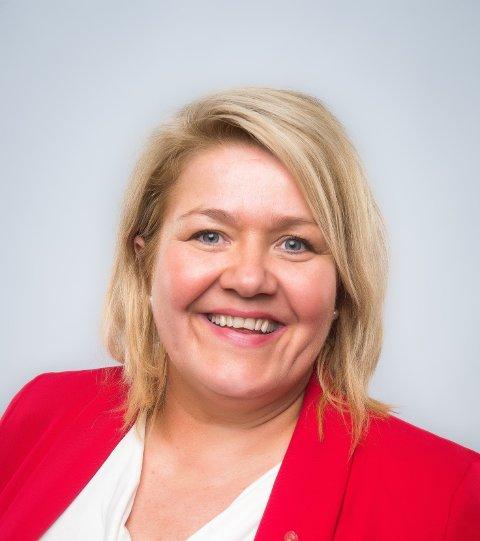 Påtroppende fylkesråd for utdanning og kompetanse, Elin Dahlseng Eide.