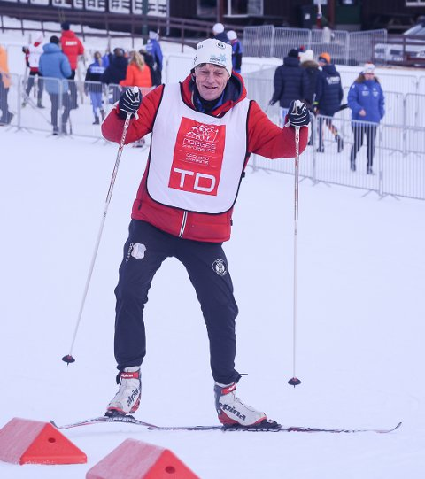 Magnus Aass var teknisk delegert (TD) på kretsmesterskapet i sprint på Lygna tidligere i år, og han skal også gå Birkebeinerrennet i år.