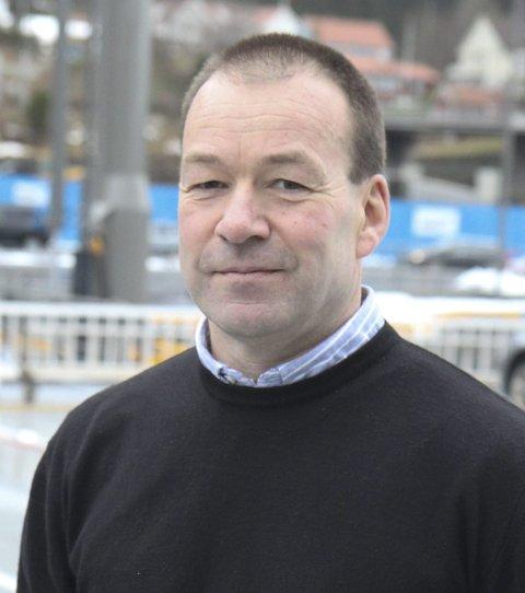 Regionsjef Inge André Utåker i Norled.