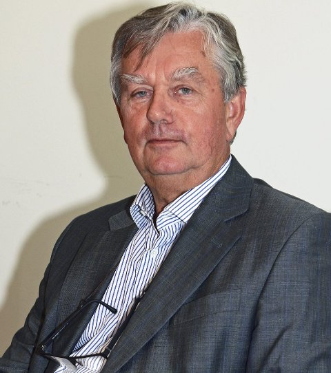 Ny sjef: Stein Aukner, ny adm.dir. for HE og HE strøm ut 2015.